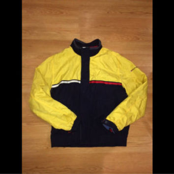 032aee6fd Vintage 90s Tommy Hilfiger jacket from casevintage on Etsy