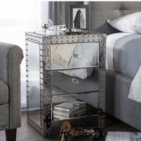 Mchaney 3 Drawer Nightstand