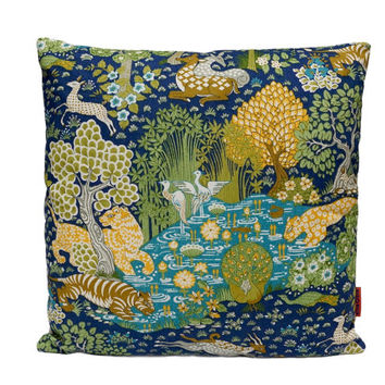 Sanderson Fabric pillow - Animal Kingdom decor - throw pillow, decorative pillow, pillow cover, 16x16, couch pillow, designer pillow