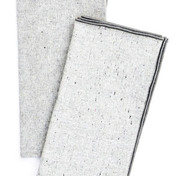 Speckled Tweed Napkin Set