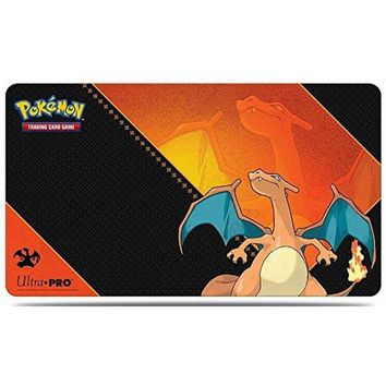 CUPUPHA Play Mat PKM Charizard