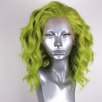 Elle- Electric Lime