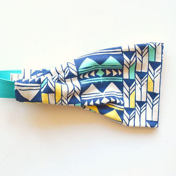 Women's Tribal Headband, Workout Headband, Running Headband, Workout Headband Headwrap, Wide Headband, Hair Accessories for Workout