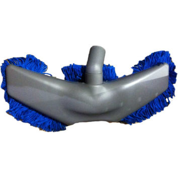 "Manta Dust Mop - Attaches to your vacuum cleaner - 1-1/4"" standard opening"