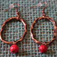 Scarlet Earrings