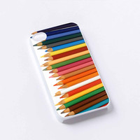 pencil color iPhone 4/4S, 5/5S, 5C,6,6plus,and Samsung s3,s4,s5,s6