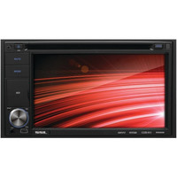 SSL DD660 6.2 2-DIN In-Dash Touchscreen Car Stereo DVD CD MP3 Player