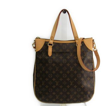 Louis Vuitton Monogram Odeon GM M56388 Women's Shoulder Bag Monogram BF311985