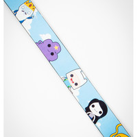 Adventure Time Funko Print Belt