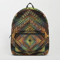 D-Zine Backpacks by Lyle Hatch
