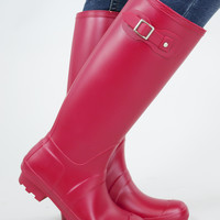 Little Red Riding Boots