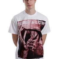 The Amity Affliction - Youngbloods Run Free White - T-Shirt