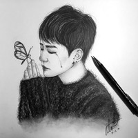 BTS - Butterfly Series - Suga