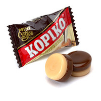 Kopiko Coffee Candy - Cappuccino: 200-Piece Tub