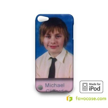 5SOS FETUS MICHAEL CLIFFORD  iPod Touch 4 5 6 Case