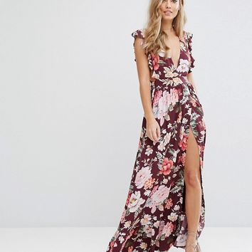 Majorelle Sweet Pea Dress at asos.com