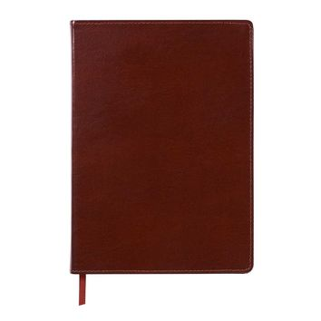 Brown Bonded Leather Journal