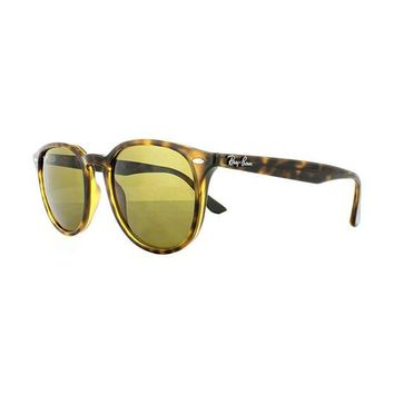 Kalete Ray-Ban Sunglasses 4259 710/73 Shiny Havana Brown B-15