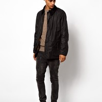 Barbour | Barbour Ashby Wax Jacket at ASOS