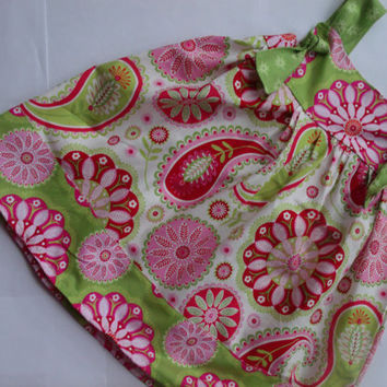 Michael Miller Dress Gypsy Bandana Fabric by MyLittleFireflies