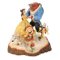 Disney Beauty And The Beast Tale As Old As Time Figurine