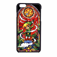 Zelda Stained Glass The Legend Of Zelda iPhone 6 Case