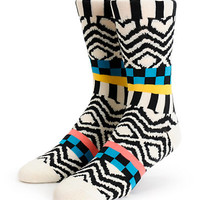 Vans Kaley Mixed Print Crew Socks