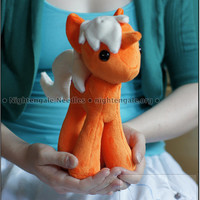 Custom Pony MLP:FiM Plush - Canon or OC Characters