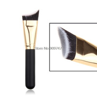 Professional Natural Contour Blush Foundation Powder Brush Cosmetic Make Up Brush Single Cosmetic Brush Loose Powder Brush