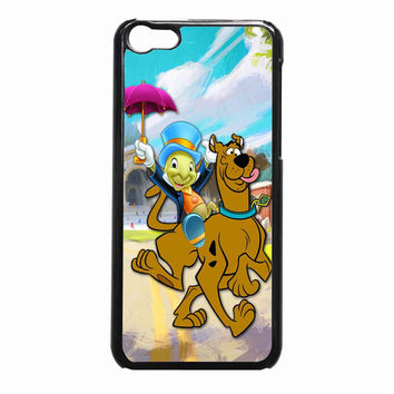 jimmy and scooby 63e86001-7de1-4142-b948-28d610fa428b FOR iPhone 5C CASE *NP*