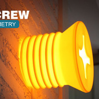 INFMETRY:: Screw Style Desk Lamp - Gifts