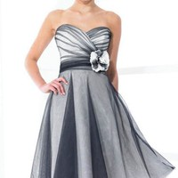 Moonlight MT9112 Dress - MissesDressy.com
