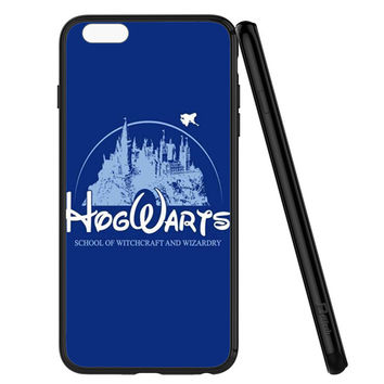 harry potter hogwart disney iPhone 6 | 6S Case Planetscase.com