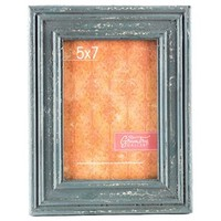 "5"" x 7"" Rustic Gray MDF Photo Frame 