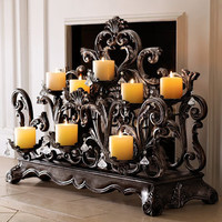 Fireplace Candelabrum - Horchow
