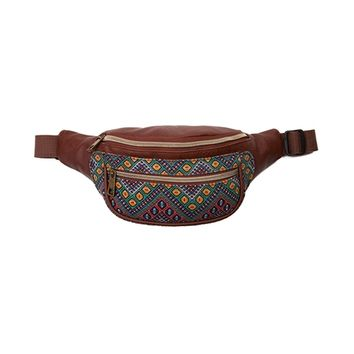 Womens Tribal Fanny Pack