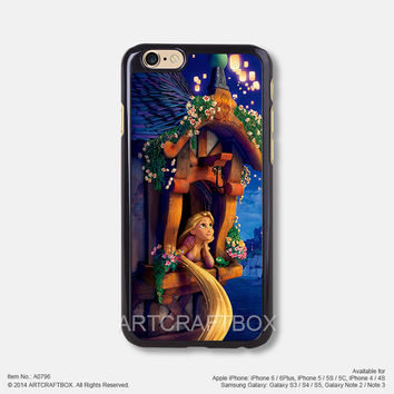 Rapunzel Disney iPhone 6 6Plus case iPhone 5s 5C 4 4S case 796