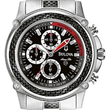 Bulova Men's Marine Star Chronograph Watch 96A002