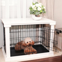 2 in 1 End Table And Pet Crate