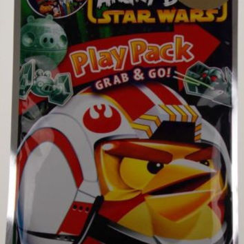 Angry Birds Star Wars Play Pack Grab & Go Set 12 Coloring Book Crayons Stickers