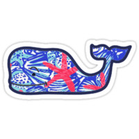 vineyard vines whale by alexysmarie