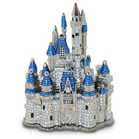 Walt Disney World Jeweled Cinderella Castle by Arribas Brothers | Disney Store
