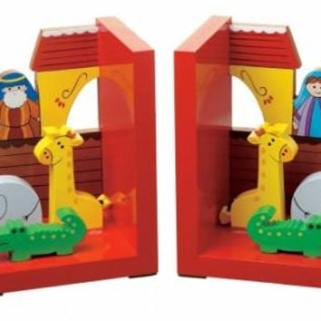 Noahs Ark Bookends by Orange Tree Toys