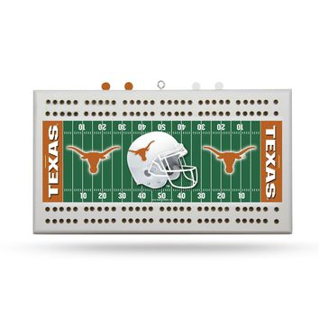 TEXAS FIELD CRIBBAGE BOARD