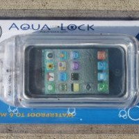 Waterproof Iphone 4 / 4S Case for Underwater Video, Swimming, Snorkeling, and Beach. IPX8 Certified.