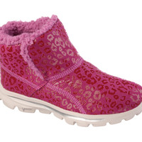 WOMEN'S SKECHERS GOWALK MOVE - CHUGGA WILDCAT