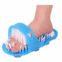 1PCS Foot Massage Shower Foot Feet scrubber