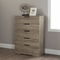 South Shore Holland 5-Drawer Chest, Multiple Finishes - Walmart.com