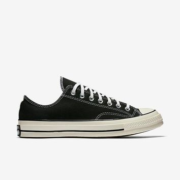 auguau CONVERSE CHUCK TAYLOR ALL STAR '70 LOW TOP - BLACK
