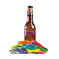 Beer Bands Drink Markers by Fred & Friends